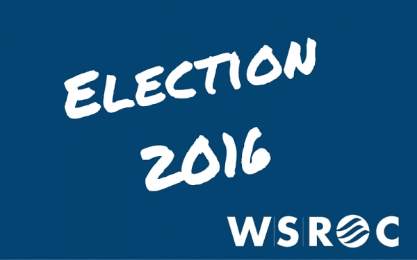 WSROC Federal Election 2016 logo