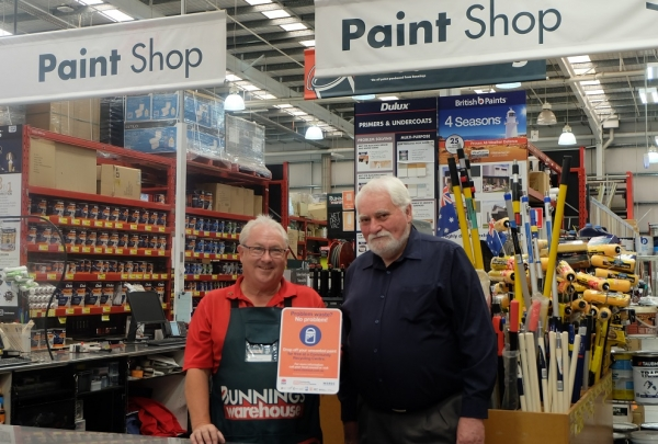 WSROC and Bunnings partner on responsible recycling