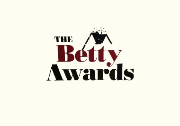 The Betty Awards logo