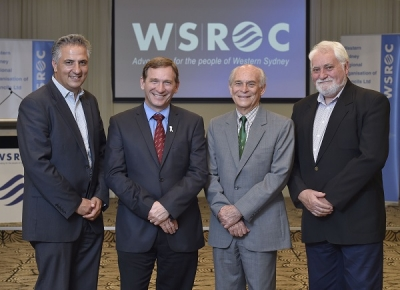 New WSROC Executive elected